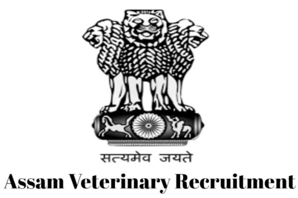 Assam Veterinary Recruitment